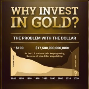 Why Invest In Gold Infographics