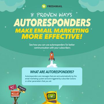 8 Ways Autoresponders Make Email Marketing More Effective!