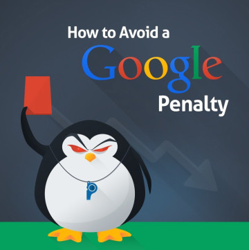 How Can You Avoid Google Penalty