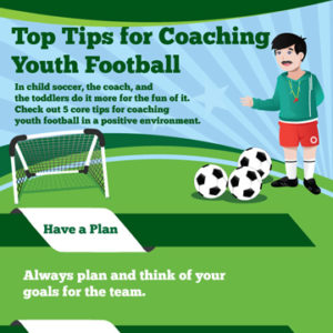 Top Tips for Coaching Youth Football