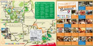 BAGUIO - Your Awesome Journey to Baguio Food Trip (Infographic)