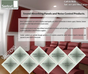 sound proofing panels