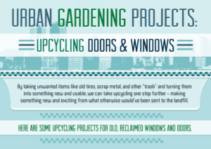 Upcycling Garden Projects