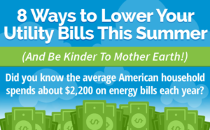 Save Electric This Summer