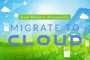 How Modern Businesses Migrate to Cloud
