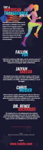 Top 4 American Transgender Athletes