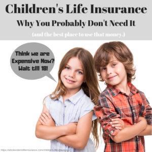 kids life insurance