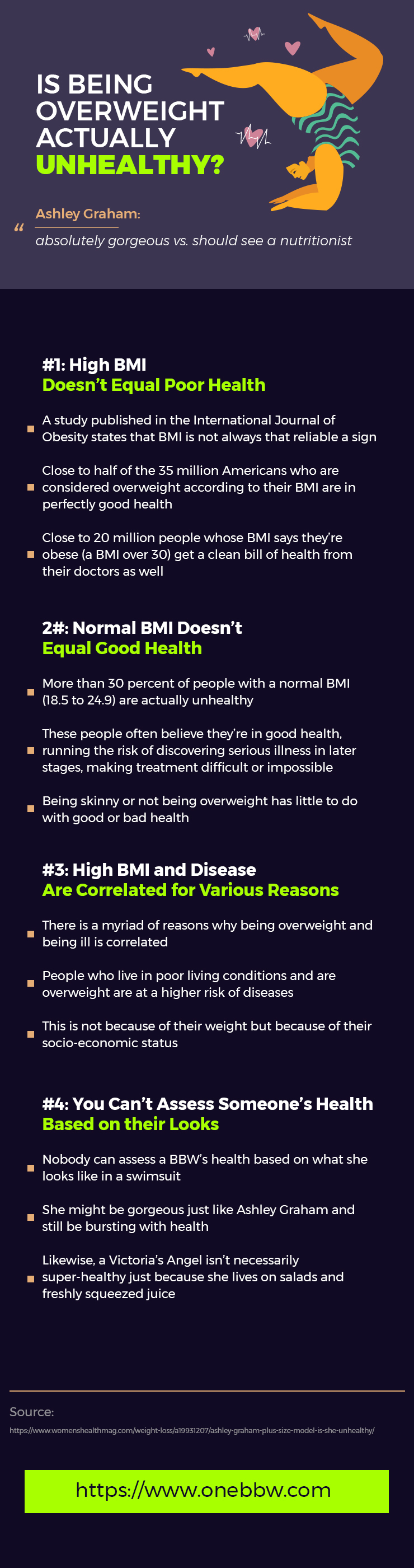 Is Being Overweight Actually Unhealthy
