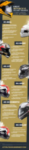 6 Best Motorcycle Helmet Brands