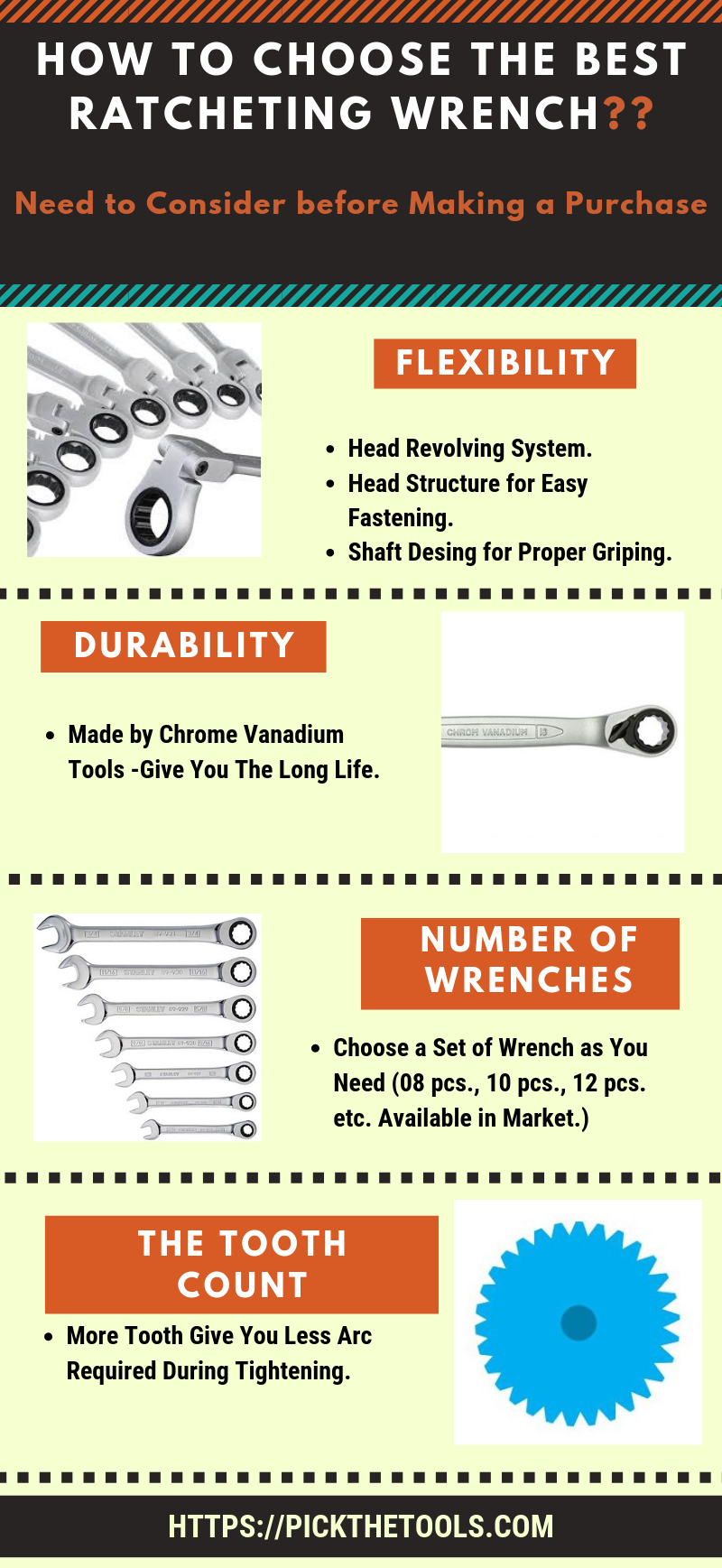 How to choose the best Ratcheting Wrench