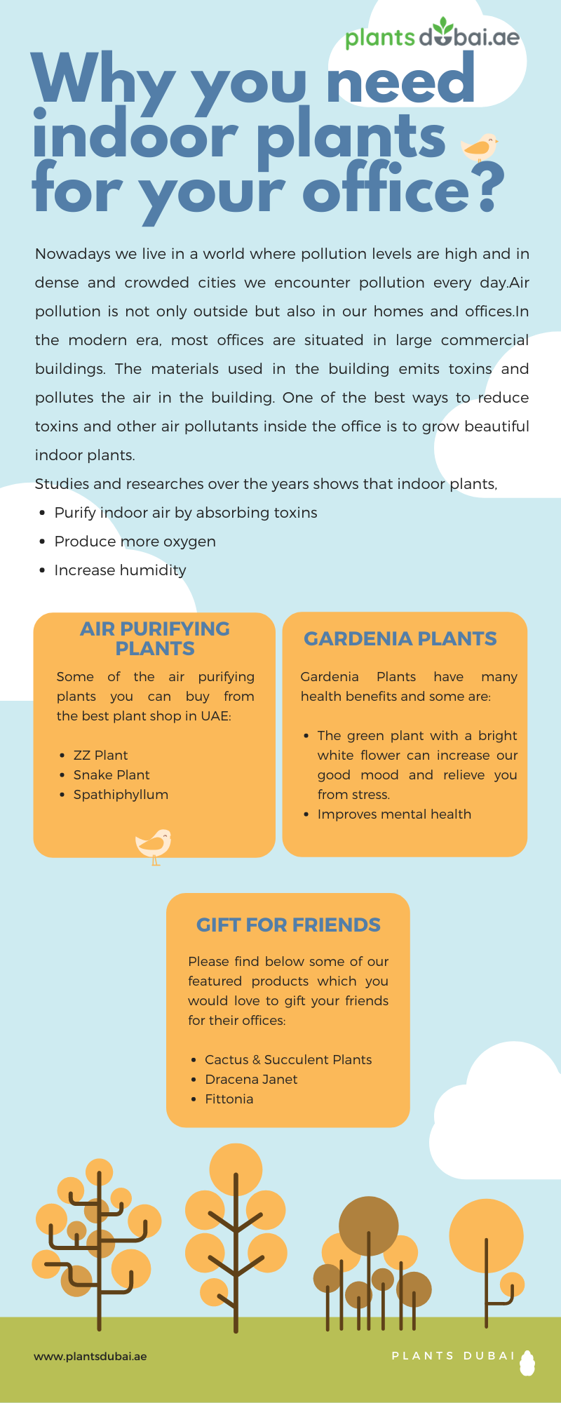 Why You Need Indoor Plants For Your Office?