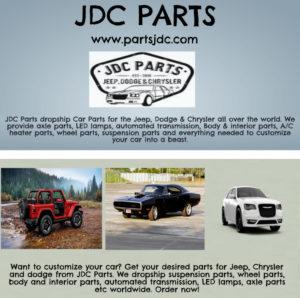 Jeep Parts Online - JDC Parts