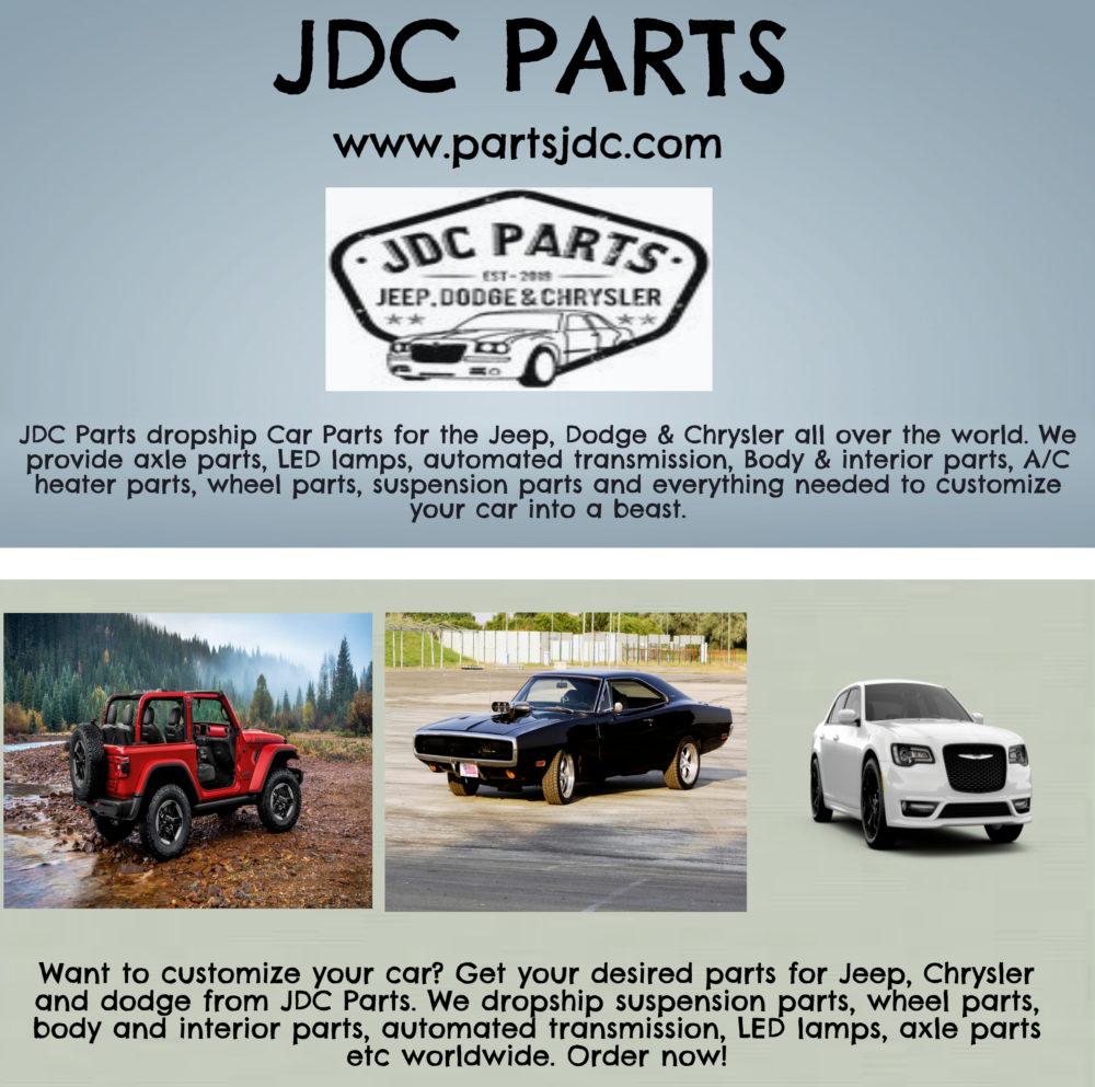 Jeep Parts Online