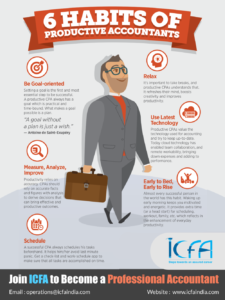 Habits of Productive Accountant